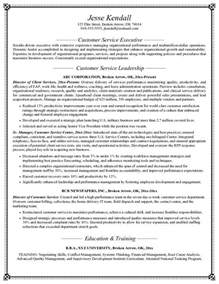 Resume Objective Examples Customer Service