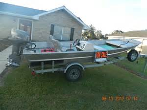 Aluminum Boats For Sale Louisiana Sportsman by 1996 Hanko Aluminum Hull Boats Other For Sale In Southeast