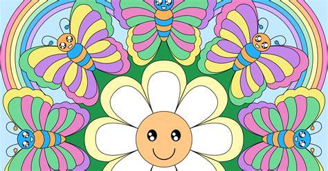 dont eat  paste butterfly rainbow mandala  color
