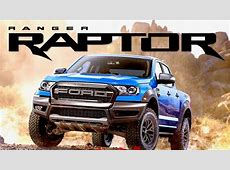 2019 Ford Ranger Raptor Price, Specs, Release date, Engine