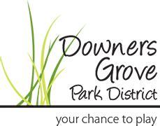 downers grove park district 743 | logo