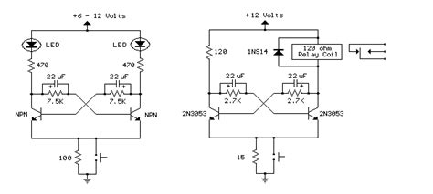 Momentary Latched Off Relay Problem