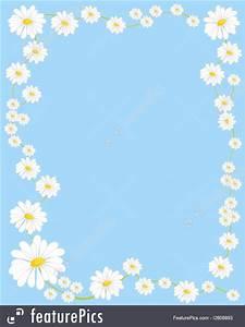 Daisy Chain Border Clip Art (46+)