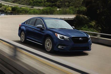 2018 Subaru Legacy New Car Review Autotrader