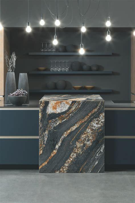 Weisse Küche Mit Dunkler Arbeitsplatte by Schwarze K 252 Che Bilder Ideen F 252 R Dunkle K 252 Chen Dunkle