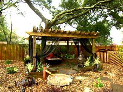outdoor oasis gazebo design tips for beautiful pergolas hgtv