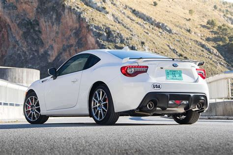2017 Subaru Brz Quick Review The Perfect First Sports Car