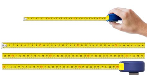 Accurately Reading A Tape Measure