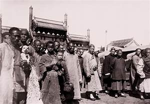 China: Lost Photos Showing Everyday Life in Early 1900s ...