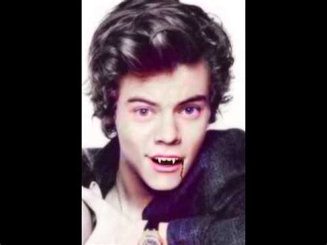 Harry Styles Vampire