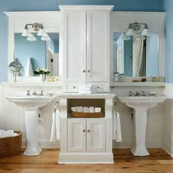 bathroom pedestal sinks ideas homethangs introduces a tip sheet out of the box ideas for the master bathroom