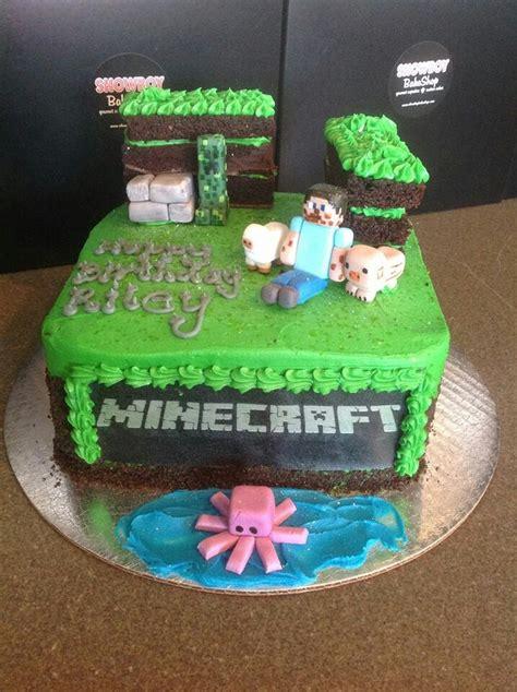 minecraft birthday cake decorations minecraft cake cakes happy birth day birthday cakes and birthdays