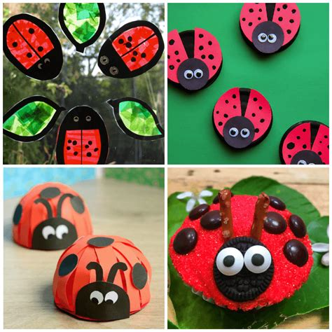 ladybug crafts for preschoolers lovely ladybug crafts for preschoolers from abcs to acts 615