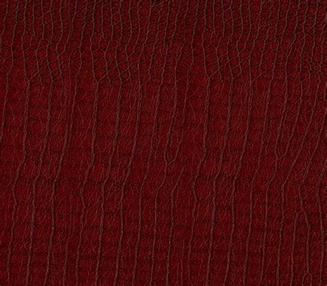 Leather Upholstery by Vinyl Alligator Burgundy Leather Upholstery Fabric 54