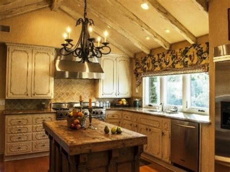 country kitchen designs photo gallery hermosos dise 241 os de cocinas francesas antiguas 8433