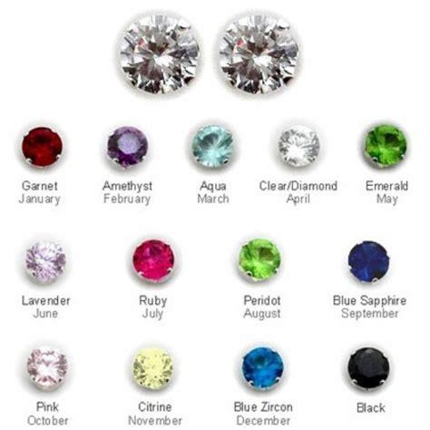 birthstone color for june birthstones
