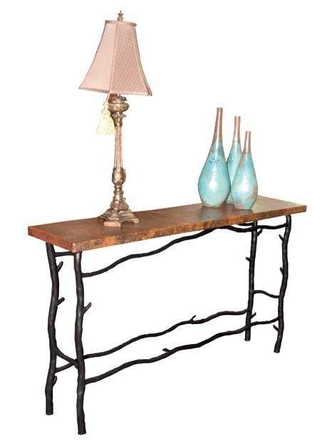 ideas  extra long console table  pinterest rustic sofa tables table