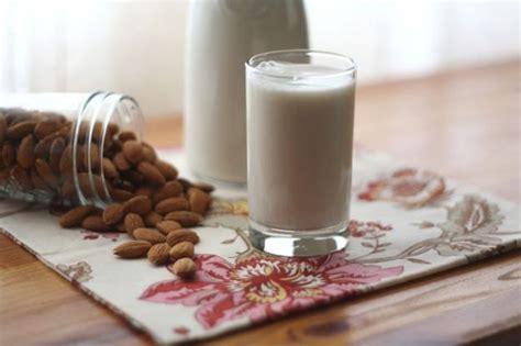 recette lait d amande maison recette de lait d amandes maison facile 224 faire