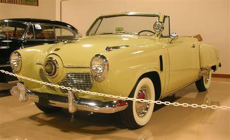 1951 Studebaker Champion Inline 6 Convertible