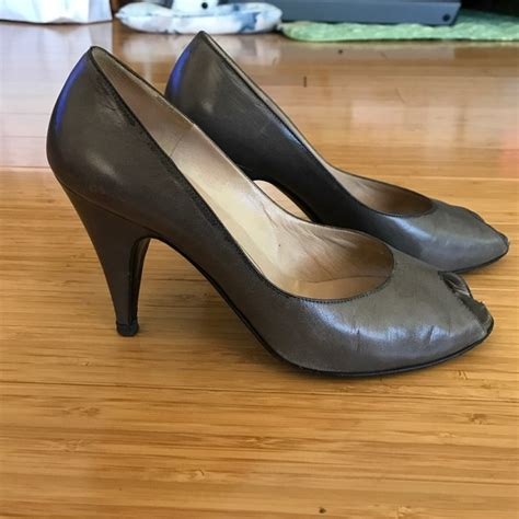 Sepatu Bruno Magli Made In Italy bruno magli shoes vintage made in italy heels sz 6
