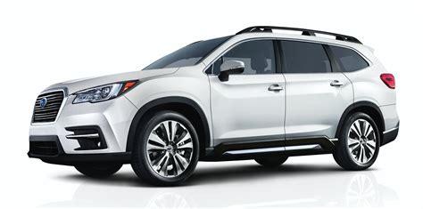 2019 Subaru Ascent Debut 2019 subaru ascent eight seat suv makes its debut