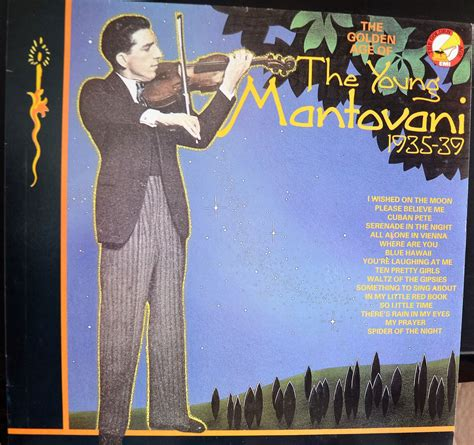 Mantovani Hits by Mantovani Golden Hits Records Lps Vinyl And Cds Musicstack