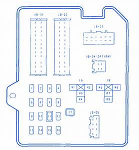Mazda 6 2 3 Litre 2003 Fuse Box  Block Circuit Breaker Diagram  U00bb Carfusebox