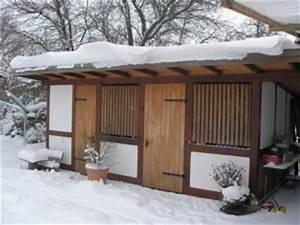 Gartenhaus Mit Holzlager : sauna und holzunterstand als gartenhaus im garten selber bauen ~ Whattoseeinmadrid.com Haus und Dekorationen