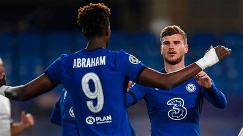 Chelsea 3-0 Rennes: Timo Werner and Tammy Abraham on ...