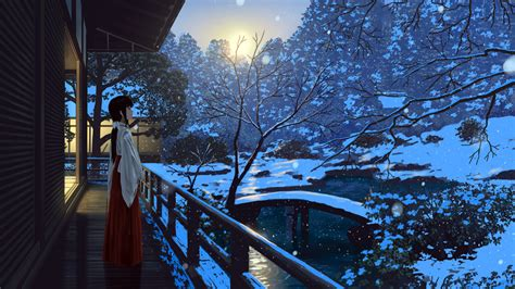 Comfy Anime Wallpaper - wallpaper collection comfy winter wallpapers anime
