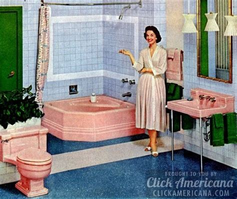 50s Retro Bathroom Decor by 17 Best Images About Vintage Retro Home Decor On