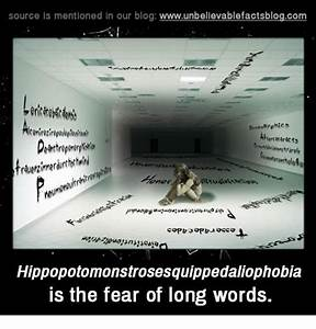 25+ Best Memes About Fear of Long Words | Fear of Long ...