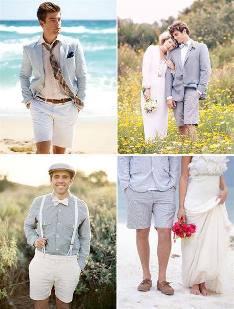 Summer Wedding Suit Ideas   Styling the Groom   OneFabDay.com