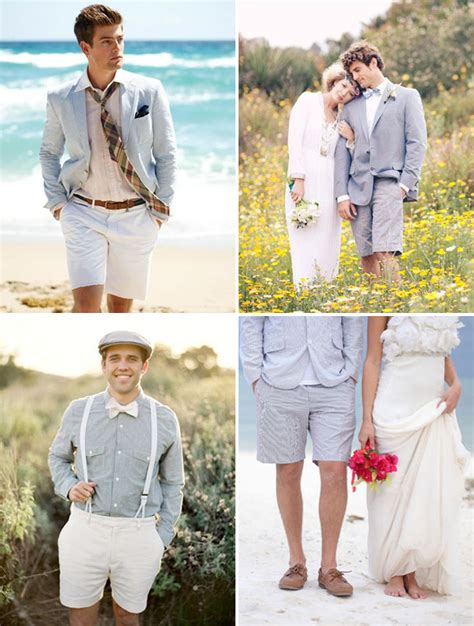 summer wedding suit ideas styling  groom onefabdaycom