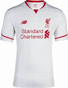 New Balance Liverpool 15-16 Kits Released - Footy Headlines