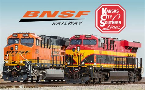 BNSF and Kansas City Southern Team Up For Cross-Border ...