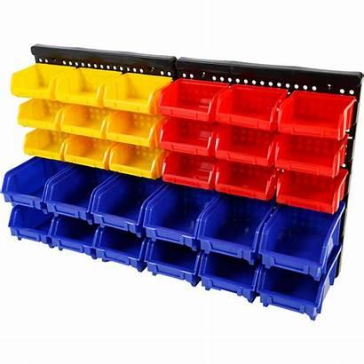 Bin Parts Rack Label Industrial