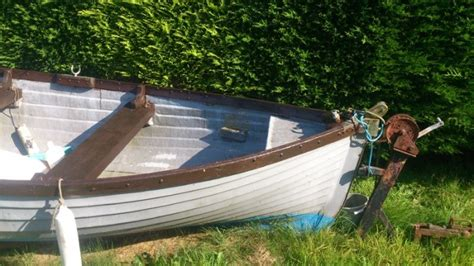 boat 15ft fibreglass hull for sale in dungarvan waterford