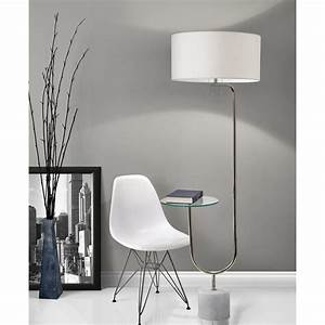 Sloan, Shelf, Floor, Lamp