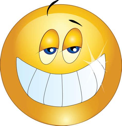 clipart big smile smiley emoticon def
