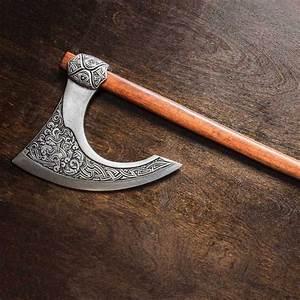 Viking Battle Axe