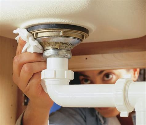 how to fix a leaking sink drain tips to fix a broken sink