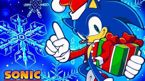 Merry Christmas Sonic the Hedgehog