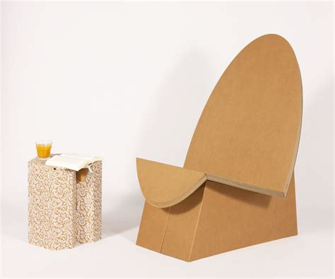 stange design pappmöbel sessel egg pappkunst diy cardboard furniture cardboard chair und cardboard furniture
