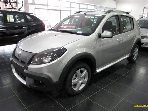 sandero renault stepway 2013 renault sandero stepway pictures information and