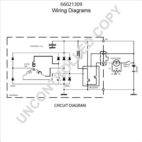 International Alternator Wiring Diagram by 66021309 Product Details Prestolite Leece Neville