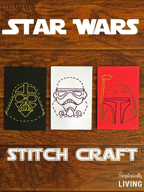 Star Wars Stitch Craft + Free Printables Simplistically Living. Kitchen Theme Ideas. Kitchen Paint Colours Ideas. Double Kitchen Island Designs. White Drop In Kitchen Sink. Ideas For Remodeling A Kitchen. Can You Put An Island In A Small Kitchen. Kitchen Island Lighting Lowes. Kitchen Island Cart Drop Leaf