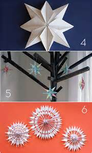 roundup 15 diy paper holiday decor projects 187 curbly diy design community