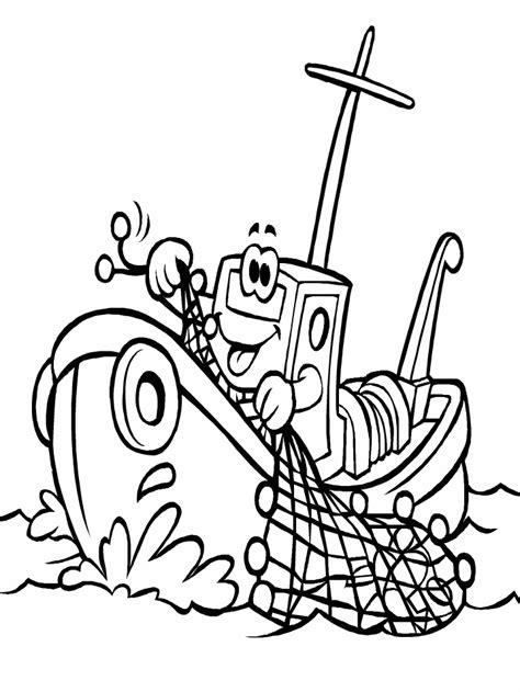 printable boat transportation coloring pages coloringpagebookcom