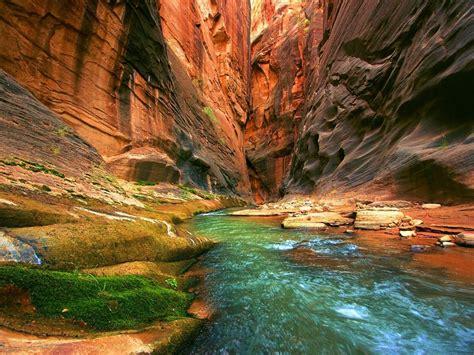 colorado river grand canyon national park wallpaper hd